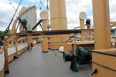 20150628_123420 Cruiser Olympia (snaebyllej2) Tags: c6 ca15 protectedcruiser ussolympia independenceseaportmuseum cl15 ix40 tallshipsphiladelphiacamden