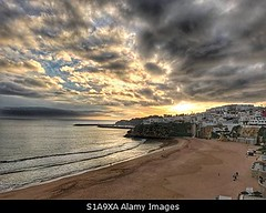 Photo accepted by Stockimo (vanya.bovajo) Tags: stockimo iphonegraphy iphone albufeira algarve beach city travel destination tourism portugal sundown sunset sunrise clouds cloud seashore coastline