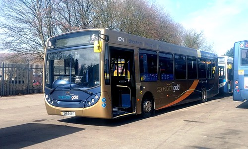 Stagecoach 27286 SN65OEE