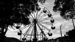 Roda gigante (shadesinyou) Tags: cachoeira 2017 rodagigante blackandwhite