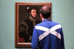 Dress codes (YIP2) Tags: italianrenaissance renaissance paintings art history watchers exhibition rijksmuseumtwenthe enschede italianpaintings portraits tosiomartinengo brescia people moretto