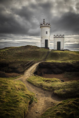 The Path to the Lighthouse (Neillwphoto) Tags: elie fife lighthouse path bridge