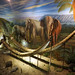 Sangiran Museum (Sragen, Solo Raya, Indonesia) - Stegodon Fossil (ARIAMAN) Tags: solo surakarta stegodon animal sangiran sragen karanganyar java indonesia museum museumsangiran ancient archaeology fossil display