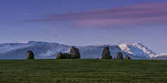 Castlerigg in Winter (Peter Quinn1) Tags: castleriggstonecircle castlerigg englishlakedistrict lakedistrict cumbria keswick