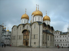Kremlin, Moscow (nesoni2) Tags: dormition cathedral kremlin moscow moskva russia uspensky sabor