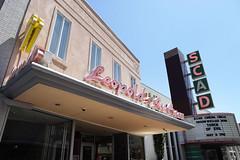 Marquee (Sam Howzit) Tags: savannah georgia leopoldsicecream marquee sign scad