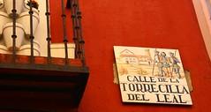 Azulejo de Torrecilla del Leal. Madrid (Carlos Viñas-Valle) Tags: azulejo calletorrecilladelleal