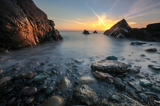 Sunrise, Naylor's Cove