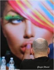 cosmoprof (GiophotoArt) Tags: cosmoprof colore portrait sguardo attrazzione