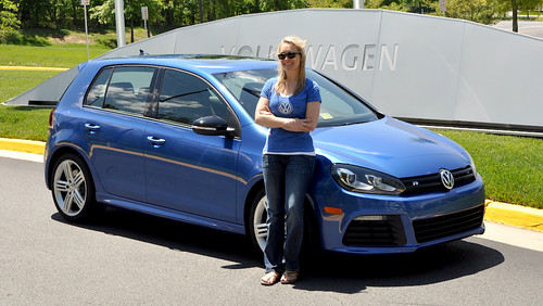 Volkswagen Introduces new Why VW Author, Megan Closset