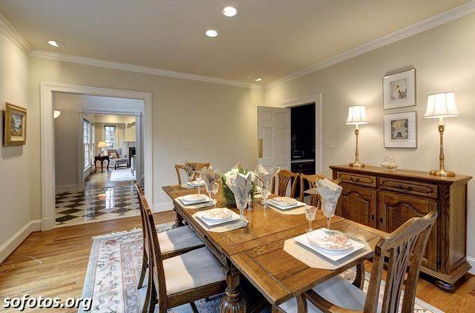Salas de jantar decoradas (19)