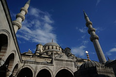 Rustem Pasha Mosque (MrHicks46) Tags: turkey flickr istanbul mosque pasha nex eminonu rustem rtw2013