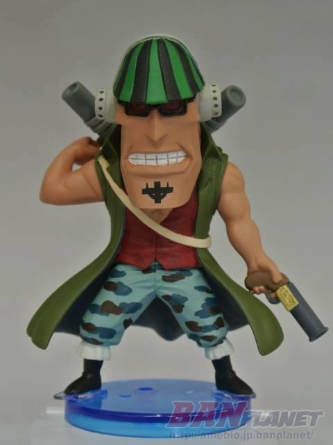 One Piece World Collectable Figure 海賊王 WCF系列 Vol.32 白鬍子海賊團 隊長篇 1