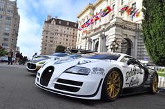 2013 Bugatti Veyron Super Sport, GoldRush Rally 2013, San Francisco (SpeersM5) Tags: cars sport gold mercedes hotel san francisco nissan rally super exotic porsche rush bmw bugatti lamborghini fairmont maserati veyron 2013 thefairmontsanfrancisco goldrushrally
