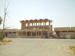The Stadium at COB Speicher (ibgrunt) Tags: iraq cob speicher tikrit