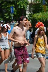 gay pride tel aviv 2013 (xrispixels) Tags: gay man sexy telaviv tel aviv pride parade lgbt homo gaypride csd 2013
