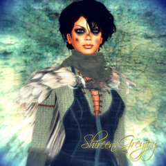 Shireen Greyjoy (CrossroadsGdR) Tags: portrait 3d avatar secondlife rpg gdr shireen pyke