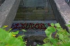 PURGE (The Braindead) Tags: art minnesota train bench photography graffiti painted tracks minneapolis rail explore beyond the