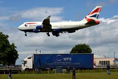 British Airways G-CIVN (Howard_Pulling) Tags: camera uk london photo airport nikon foto photos heathrow aviation picture landing airline flughafen airlines lhr heathrowairport flug myrtleavenue howardpulling nikond5100