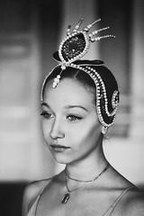School of Art (DeniVov) Tags: ballet white black girl dance opera