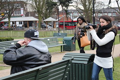 "Ealing filming day :) • <a style=""font-size:0.8em;"" href=""http://www.flickr.com/photos/82514430@N05/9259426987/"" target=""_blank"">View on Flickr</a>"