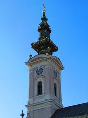 Orthodox Cathedral of Saint George (Blaz Purnat) Tags: church serbia novisad crkva vojvodina srbija vajdasg serbie srbsko  serbien serbija szerbia   servi srvia  srbistan  srbia  jvidk