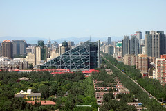 Parkview Green Beijing  (Dennis Wu_) Tags: china sony beijing  rx100 parkviewgreen