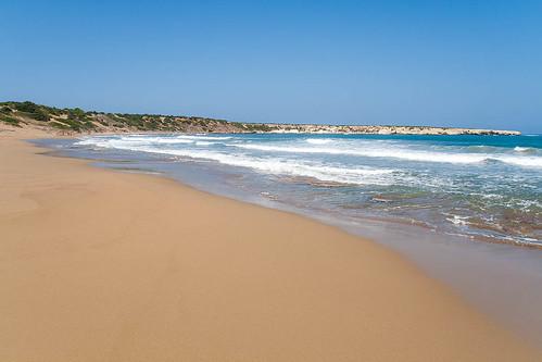 Lara Beach in Cyprus