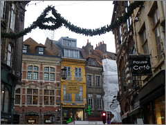 Vieux Lille (sandorson) Tags: travel lille franciaország sandorson
