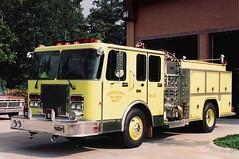 CCF&R Eng 20-1 1990 Spartan/American 1500/750 D/A (Jay's Fire Truck Photos) Tags: american spartan