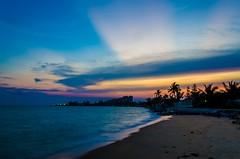 4-sunset@Pantai Lereh, Melaka (abiommacro2) Tags: sunset beach nikon melaka malacca pantai d7000 lereh