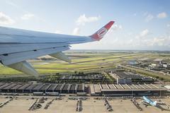 Despegue (oZopanda - David Cvico) Tags: travel plane nikon viajes aviones despegue d600