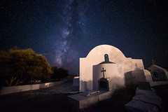 In The End, Only Silence (Christophe_A) Tags: sky church night dark stars nikon nightscape clear greece astrophotography antiparos d800 milkyway intothenight 14mm agiosgeorgios samyang christopheanagnostopoulos χριστοφοροσαναγνωστοπουλοσ χριστόφοροσαναγνωστόπουλοσ
