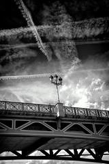 Ne m'envolez pas (Stphane Dgremont) Tags: street light sky urban blackandwhite bw cloud black art architecture canon eos raw noiretblanc nb toulouse ef24105f4l blackandwhiteonly bwemotion eos5dmarkii thephotographyblog stphanedgremont wwwstphanedgremontviewbookcom