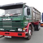 Scania 92M, David A. Cox Haulage and Stockfeeds Market Weighton thumbnail