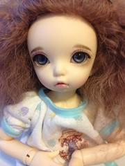 Violet (sea95lion is finding-beauty) Tags: doll bisou bjd fairyland ltf littlefee originalfilter uploaded:by=flickrmobile flickriosapp:filter=original
