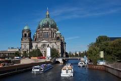 Berlin Cathedral (Cláudio S. Feijó) Tags: berlin germany cathedral claudio serra berlim alemanha feijo
