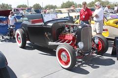1932 Ford Roadster (twm1340) Tags: show arizona ford car club 1932 airport sedona az sez roadster 2013