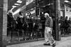 Blind date (Giovanni Savino Photography) Tags: street old newyorkcity manhattan streetphotography oldman oldage blinddate newyorkstreetphotography magneticart ©giovannisavino