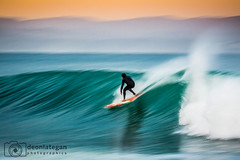 evening pastel flow (laatideon) Tags: sea blur surf icm panned etcetc intentionalcameramovement laatideon deonlategan