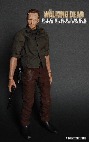 1/6 Rick Grimes Walking Dead Figure