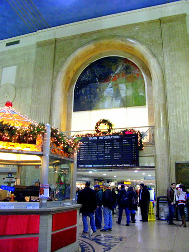 Penn Station, Newark