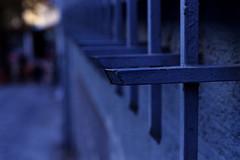 Blue/grey blur (Stephen Dowling) Tags: travel autumn film 35mm turkey slide istanbul m42 kodakektachrome100 kodakepp smctakumar5518 pentaxesii