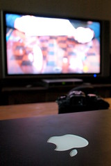 An Apple A Day... (jomak14) Tags: olympus applelogo ep2 lumix14mmf25