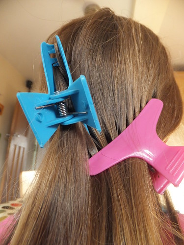 Flickr hair clips
