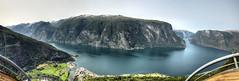 Norway 2013 (Michel van den Bogaard) Tags: norway fjord hdr noorwegen 2013 nasjonal aurlandsfjellet norway08 turistveg michelvandenbogaard segastein