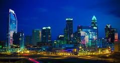 6904819117_c49b5377b8_o (megscapturedtreasures) Tags: city skyline night lights nc charlotte