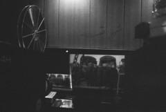 (kooshii) Tags: life camera city windows light people white cinema black art film window look car st analog truck dark movie fun soldier photography persian nice nikon artist day alone photographer silent gloomy looking close iran image artistic great dream indoor line story negative silence fancy lone romantic gloom lonely melancholy tehran highlight ilford lonley photopraphy