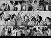 That day she was on Birthday. (Reliver Arguello) Tags: she birthday friends boy party bw white black girl collage composition last fun photo funny moments sad singing faces dancing sister birth memories bad celebration teen together scouts they forever years 16 moment cry fotografia jumps nigth photograpy happynes smyles instamoment