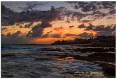 IMG_0688 (Brett Huch Photography) Tags: ocean sunset sea seascape beach nature water surf waves seascapes australia kings qld queensland aussie sunshinecoast caloundra kingsbeach wavesbreaking